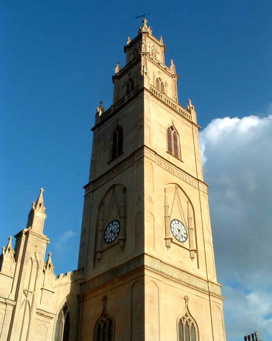 St Pauls Church, Bristol